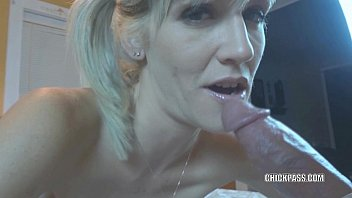 jusporno Blonde MILF Jolene takes some dick and gets a creampie