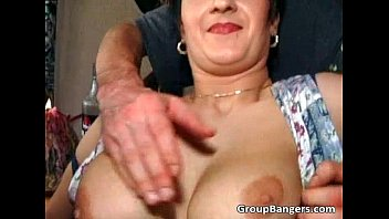 javfun Old wet pussy enjoys in great mature