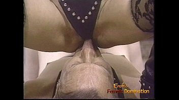 www ass4all com Naughty dominatrix has her pussy and her feet licked with fervor
