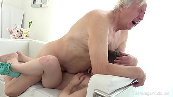 furryporn Old-n-Young - Luna Rival - Old man makes sweetie kneel