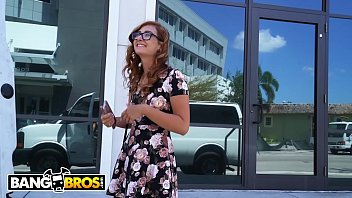 bdxxx BANGBROS - The Bang Bus Helping Out An Out Of Towner Named Kadence Marie