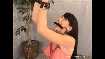 Slave Natalie Minx in milf bondage and kinky fetish games of sexy damsel