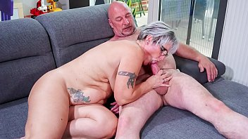 flybigtitsnow HAUSFRAU FICKEN - Chubby German granny fucks her husband during mature amateur tape