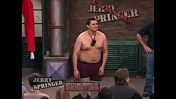 xbxx What is the name of the blonde&quest Jerry springer