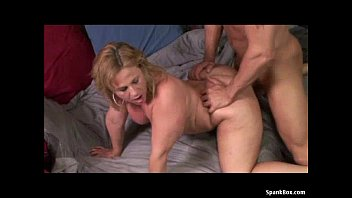 homegrownfreaks BBW mature takes a hard pounding