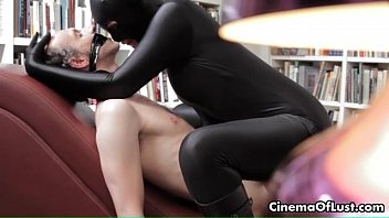 missalice94 Sensual sex film with a girl in spandex