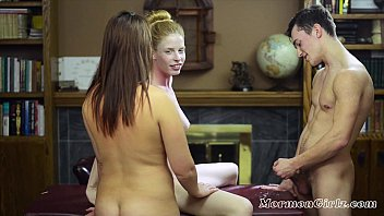 incestflix MormonGirlz these teens fuck and let a mormon missionary watch