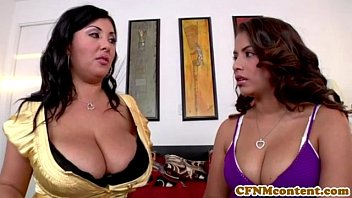 porn7 Busty cfnm babe Jaylene in a foursome