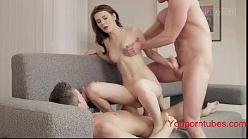phornub Young timea bela owning two boys at once