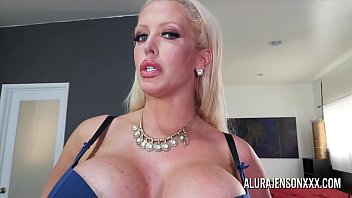 trans500 Busty MILF Alura Jenson has her big ass worshipped