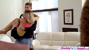 xvdeo Daddys Lil Angel - He Fucks My Tight Ass And I Love It S1E7