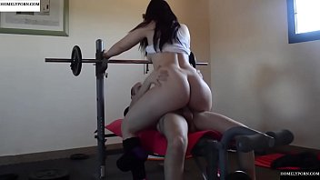 hindiporn Pamela working out and getting fucked JAV246