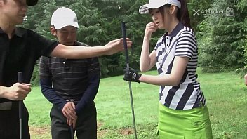 newporn 41Ticket - Michiru Tsukino Creampied by Golf Instructor &lparUncensored JAV&rpar