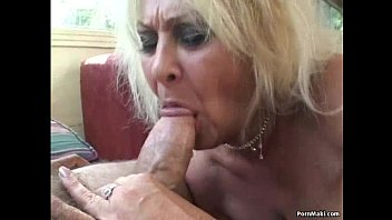 spackbang Threesome with Granny and BBW
