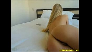 mompov com live blonde play with pussy and ass XXX
