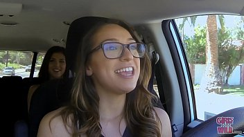 pournhub GIRLS GONE WILD - Young Babe Lia Suddenly Finds Herself In The Coed Cab