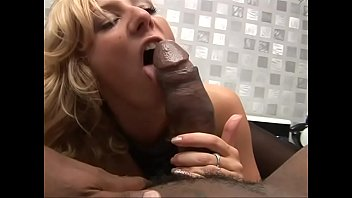 When a housewife is boredma a black cock is around the corner