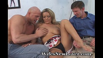 spygasm Hubby Encourages Wife To Have New Lover