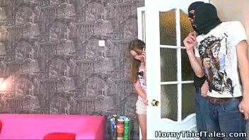 pinkotgirls Horny Thief Tales - Thieves get to fuck the slim girl ass