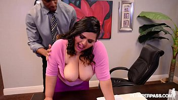 sicflics BBW Latina Office Slut Gets Fucked By Boss on Desk