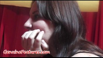 yeapornpls Backstage interview and striptease by czech newbie