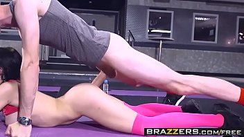 nemibdesire Brazzers - Big Tits In Sports - Sophia Laure and Danny D - Sweaty Ass Workout