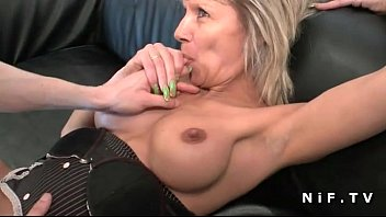 redpixie1916 French mature cougar hard analized for her amateur casting couch