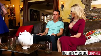 letmejerk DigitalPlayground - My Moms Best Friend with &lparBlake Morganma Justin Hunt&rpar