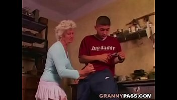 grandmams Granny Only Wants Anal
