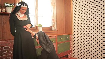 myfreecam Two sexy catholic nuns praying togather in the lesbian touch