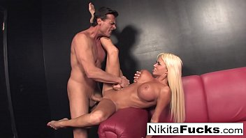 nonktube Russian Kosmonaut Nikita gets a gag order from her general
