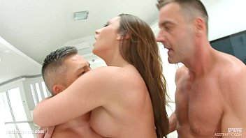 timfuck Asstraffic Mature beauty with a perfect body gets manhandled at the same time by