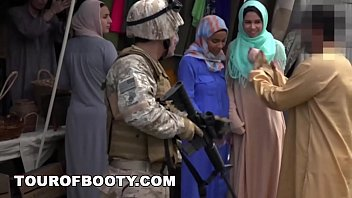 gf18 net TOUR OF BOOTY - Operation Pussy Run with Soldiers In The Middle East