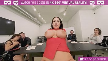 xvidros VRBangers-Cute student use sex to pay for her room VR porn