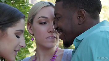 slutload Interracial threesome with Lily LaBeau and Abella Danger