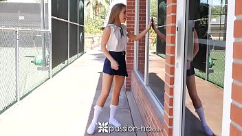 porn555 PASSION-HD After school gym fuck with school girl Lilly Ford