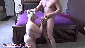 oldyoungporn Claudia Marie Rough Fucked By Huge Silicone Injected Cock And Balls