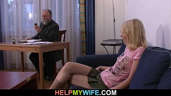 freeadultmovie Old man pays him to fuck his young wife