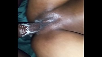 pornhd6k Creamy pussy and anal makes black dick cum 3 times
