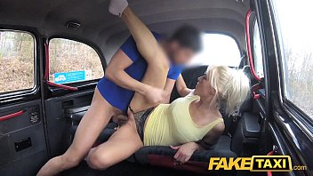 spakbang Fake Taxi MILF rides Czech cock for free ride
