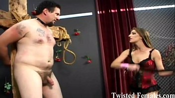 timtales Disobedient slaves like you have to be punished