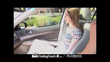 xideos CASTINGCOUCH-X Car Foreplay With Hot Babes Compilation