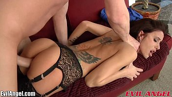 hotxxx EvilAngel Gia DiMarco Analed and Gaped