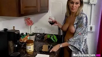 banglaxnxx Son takes mom day & night - Nikki Brooks