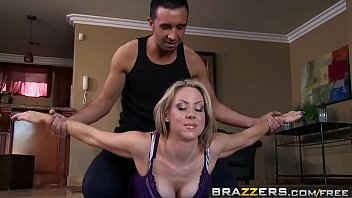 indianxnxx Mommy Got Boobs - Im gonna Yoga all over your face scene starring Carolyn Reese and Keiran Lee