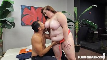 omaporn New BBW Amateur Curious Clover Fucks For First Time