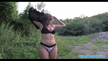 xxxhub PublicAgent HD Brte with big natural boobs fucking outside