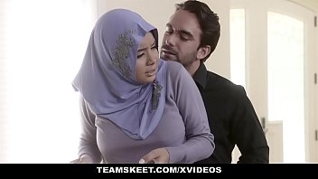 cos   TeensLoveAnal - Analyzing Girl in Hijab