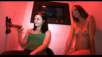 xxxgirls Two Girls First Time Visit At Gloryhole