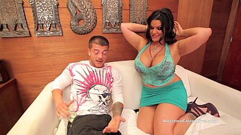 xjamster Big Titted Angelina Castro Fucks A Tourist&quest